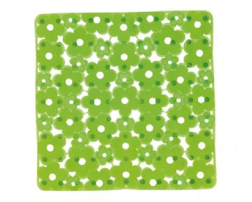 Gedy Margherita Shower Mat Zingy Green 975151-P8